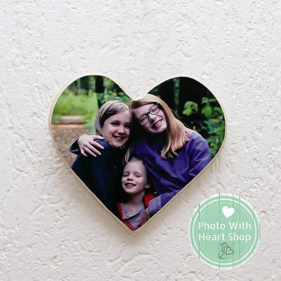 Fotohart - Fotoblokken - foto op hout-foto op houten blok - houten blok met foto