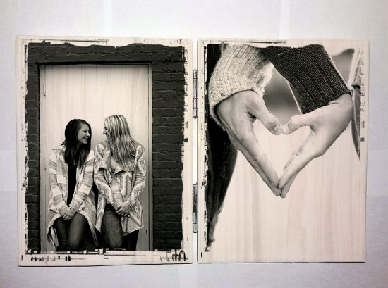 Fotoluiken_vriendinnentekst_tekst_op_hout_steigerhout