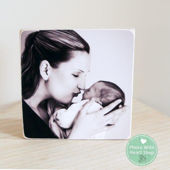 zakelijk-Fotoblokken - foto op hout-foto op houten blok - houten blok met foto