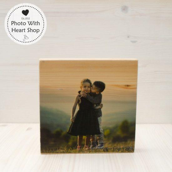 Steigerhout - Fotoblokken - foto op hout-foto op houten blok - houten blok met foto - houtprint -print op hout - woodenblocks - woodenblock with photo - photo to wood